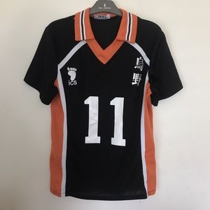 Tops - Haikyuu cosplay jersey top size M